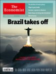 The Economist Brazil takes off cover