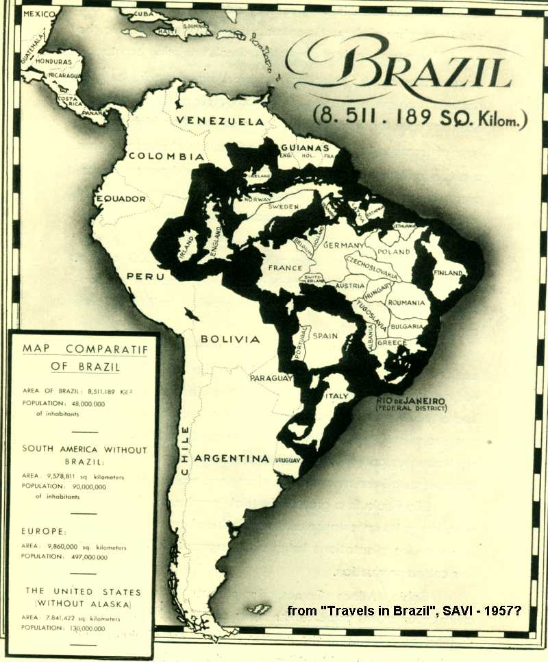 maps of brazil states. map of razil with states.